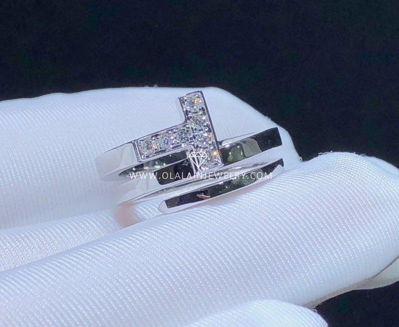 37324f0147733 Tiffany ring,with diamond-Olala In Jewelry - China High End Custom ...
