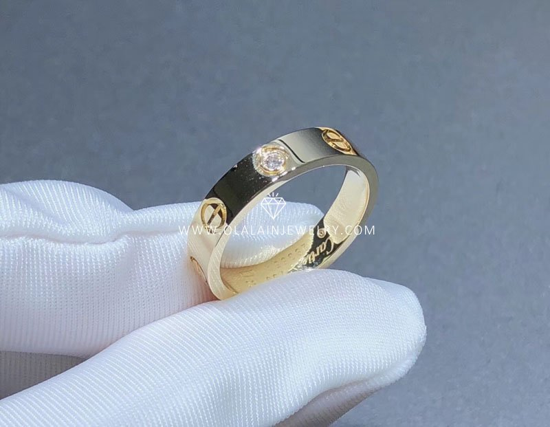 91ac1a4013567 Cartier love ring,3 diamond-Olala In Jewelry - China High End Custom ...